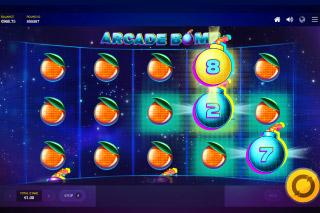 Arcade Bomb Mobile Slot Win
