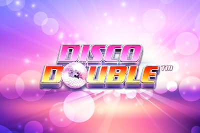 Disco Double Mobile Slot Logo
