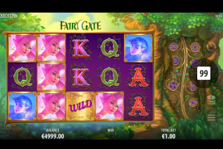 Fairy Gate Mobile Slot Machine