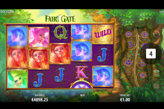 Fairy Gate Mobile Slot Game