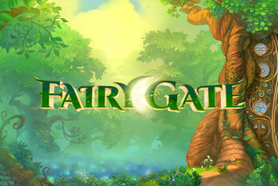 Fairy Gate Mobile Slot Logo