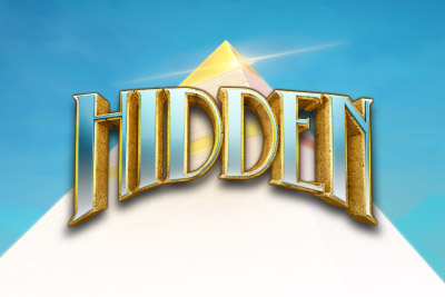 Hidden Mobile Slot Logo