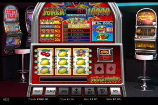 Joker 10000 Mobile Classic Slot Lemons