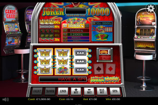 Joker 10000 Mobile Slot Machine