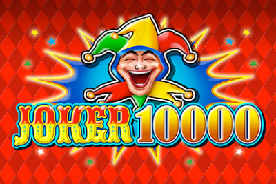 Joker 10000 Mobile Slot Logo