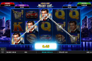 Lock It Link Night Life Mobile Slot Machine