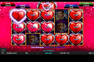 Lock It Link Night Life Mobile Slot Bonus
