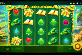 Lucky Wizard Mobile Slot Machine