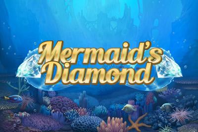 Mermaids Diamond Mobile Slot Logo