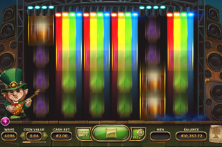 Rainbow Ryan Mobile Slot Rainbow Reels Feature