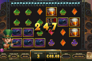 Rainbow Ryan Mobile Slot Free Spins