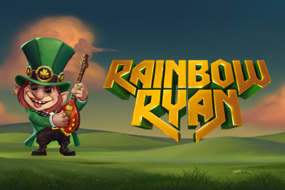 Rainbow Ryan Mobile Slot Logo