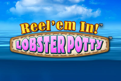 Reel em In Lobster Potty Mobile Slot Logo