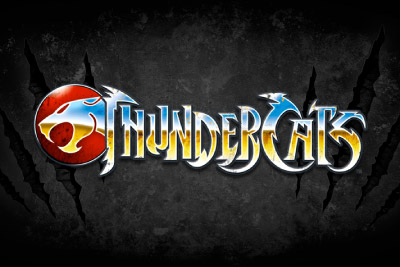 Thundercats Mobile Slot Logo