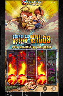 Thundercats Mobile Slot Wilds Wily