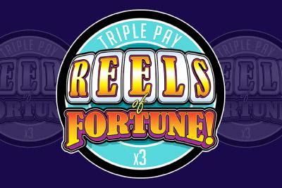 Spiele Reels Of Fortune-Triple Pay - Video Slots Online