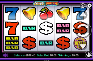 Triple Play Reels of Fortune Mobile Slot Machine