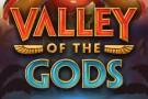 Valley of the Gods Mobile Slot Logo