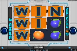 Win Spring Mobile Slot Bonus Game