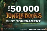 Win A Share of 50K In The Latest Yggdrasil Jungle Books Slot Tournament