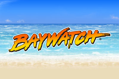 Baywatch Mobile Slot Logo