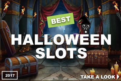 Best Halloween Slot Machines Ready To Play Right Now In 2017