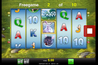 Big Buck Bunny Mobile Slot Free Games