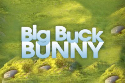 Big Buck Bunny Mobile Slot Logo