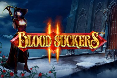 Blood Suckers 2 Mobile Slot Logo