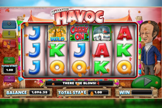 Carry On Camping Mobile Slot Havoc Bonus