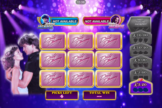 Dirty Dancing Mobile Slot Bonus Game