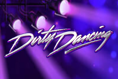 Dirty Dancing Mobile Slot Logo