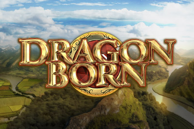 Dragon Born Mobile Slot Logo