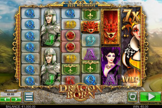 Dragon Born Mobile Slot Machine