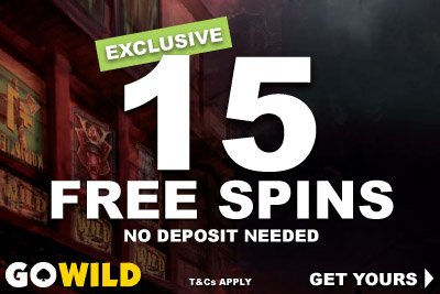Get Your GoWild Casino Bonus With No Deposit Free Spins