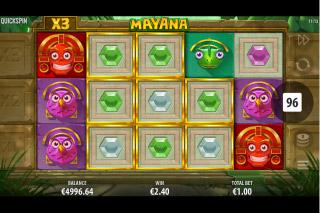 Mayana Slot Reels