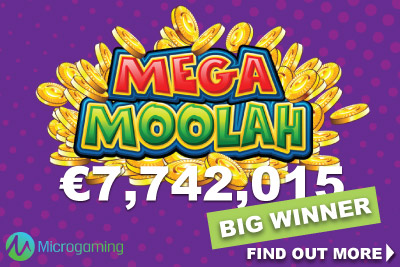 Over 7 Million Mega Moolah Jackpot Slot Win