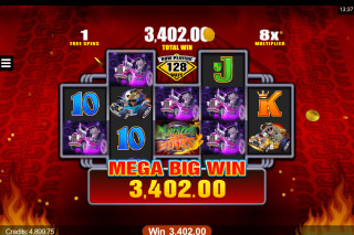 Monster Wheels Mobile Slot Free Spins Multiplier