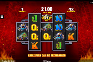 Monster Wheels Mobile Slot Bonus Spins