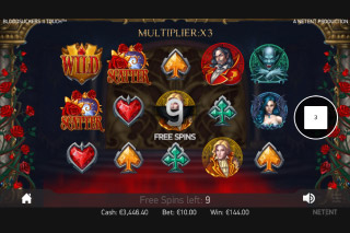 Blood Suckers 2 Mobile Slot Free Spins