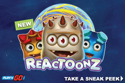 New Reacoonz Video Slot Coming In October 2017