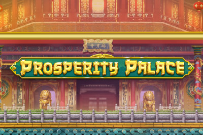 Prosperity Palace Mobile Slot Logo