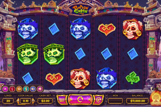 Pumpkin Smash Mobile Slot Machine