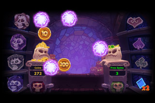 Pumpkin Smash Mobile Slot Bonus Game