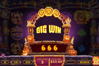 Pumpkin Smash Mobile Slot Win