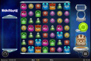 Reactoonz Mobile Slot Machine