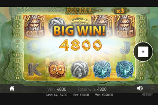 Secret Of The Stones Mobile Slot Big Win