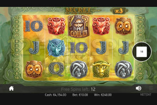 Secret Of The Stones Mobile Slot Free Spins