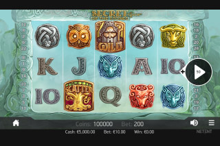 Secret Of The Stones Mobile Slot Machine