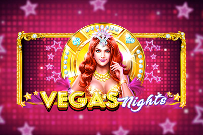 Vegas Nights Slot Logo